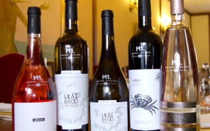 "Noile vinuri ale Cramei Atelier: ""veni, vidi, vici"" la Ralet"