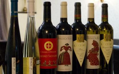 Sărbătoarea vinurilor de Oprișor la Expo, partea I