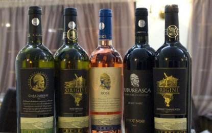 Cinci vinuri de la Budureasca și peripețiile lor în Dealul Copoului