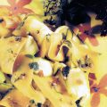 Dovlecei și morcovi cu sos picant