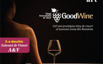 A aparut numarul 32 al revistei Romanian Wine Art