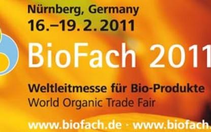 17 firme romanesti la Biofach 2011