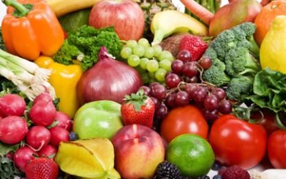 100 de alimente bune pentru sanatate