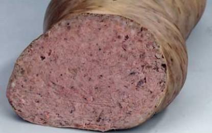 Leberwurst de casa (reteta germana)