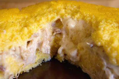 Mamaliga fusion, sau Lasagna cu mamaliga