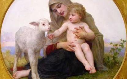 Semnificații ale mielului de Paști