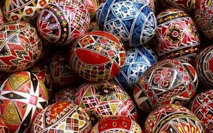 Ouăle de Paști, din cele mai vechi timpuri și până azi