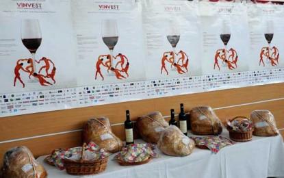 Vinurile medaliate la Concursul Național de Vinuri și Băuturi Alcoolice Vinvest 2011