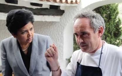 """Parteneriat între PepsiCo și Ferran Adrià, """"Cel mai Mare Bucătar al Lumii"""""""