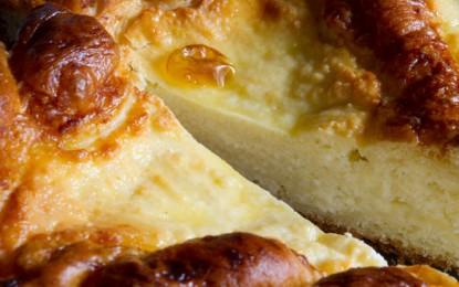 Pască cu brânză de vaci
