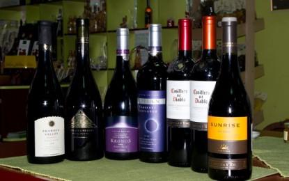 7 vinuri românești și 5 străine. Numitor comun: Cramele Halewood