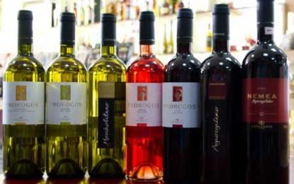 De șapte ori Lafazanis, sau sărbătoarea vinurilor grecești