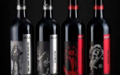 În curând vor apărea vinurile AC/DC