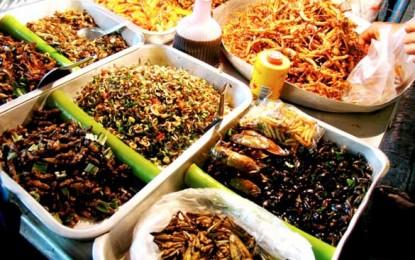 UE vrea să adauge insecte în meniul nostru zilnic