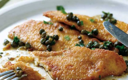 Pui piccata, interpretat de Trisha Yearwood
