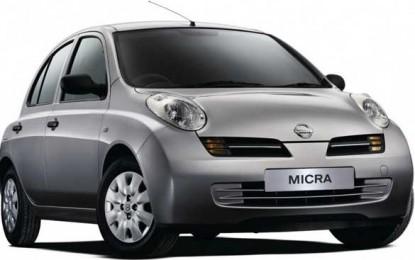 Câștigă un Nissan Micra!