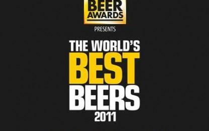 Cele mai bune beri din 2011, versiunea World Beer Awards