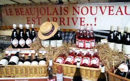 60 de ani de Beaujolais Nouveau