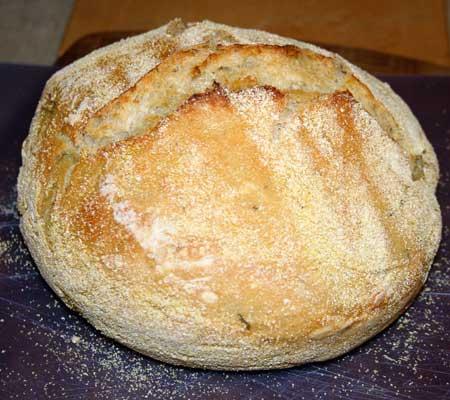 Pâine de casă pentru toate gusturile