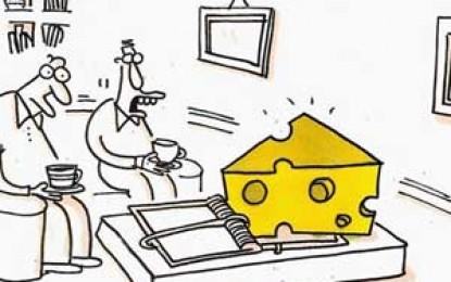 Lovit de criză, un celebru bucătar șterpelește brânză și vin din magazine