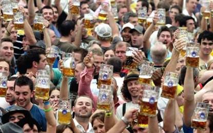 Să nu le mai placă nemților berea așa de mult?