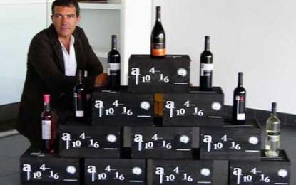 Antonio Banderas și-a lansat la Miami cele mai noi vinuri ale sale