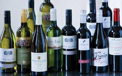 Importurile de vin, de 8 ori mai mari decât exporturile
