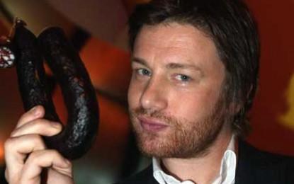 Jamie Oliver este cel mai bogat bucătar din lume