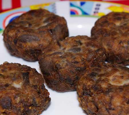 Chifteluțe de ciuperci