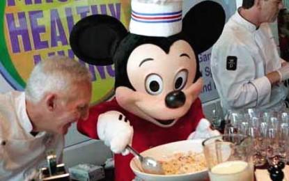 Disney anunță că va interzice reclamele la junk food. În 2015!