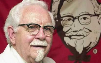 KFC publică memoriile colonelului Sanders: fără rețeta secretă, fără înjurături