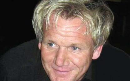 Gordon Ramsay deschide lista celor mai bogați bucătari în 2011
