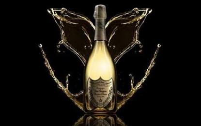 Design marca David Lynch pentru Dom Perignon
