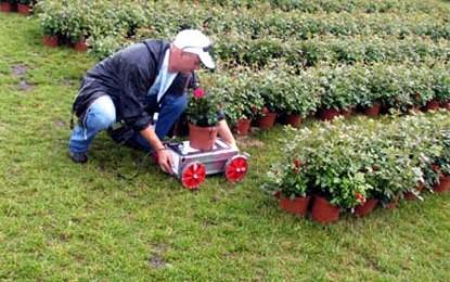 Roboțelul Banat, premiat la un concurs mondial de roboți pentru agricultură