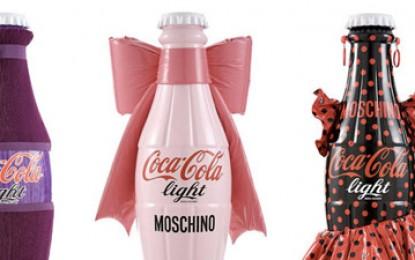 Ce legătură există între Armani, Versace și Coca-Cola?