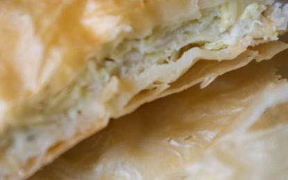 Plăcintă cu praz
