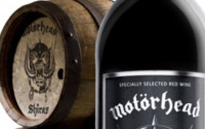 Shiraz-ul Motörhead se vinde de mama focului