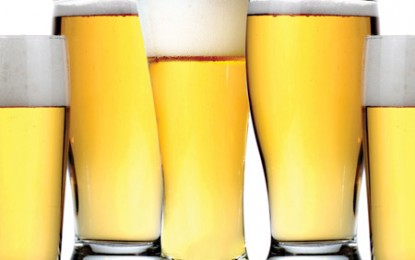 Top 10 țări băutoare de bere