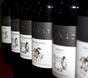 În avanpremieră, noile vinuri din gama Horeca de la Vinarte