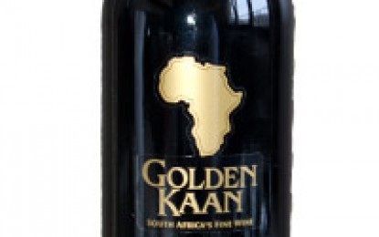 Golden Kaan Shiraz 2010