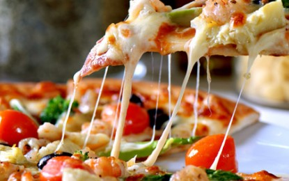 Cum a cucerit pizza întreaga lume?
