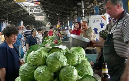 Vor dispărea din piețe fructele și legumele din import?