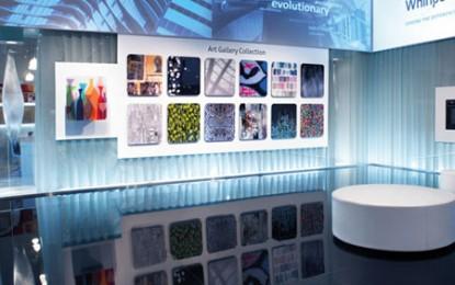 Whirlpool prezintă hotele Art Gallery în cadrul galeriei de artă aplicată GALATECA