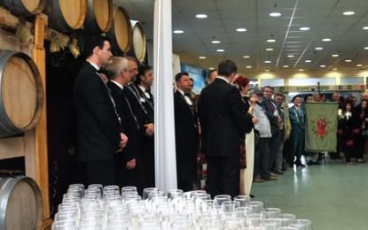 Salonul Internațional de Vinuri Vinvest, ediția 2014 – Anul Porților Deschise