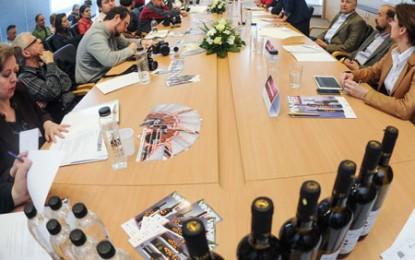 Zilele Vinului, Gastronomiei și Culturii Internaționale la Vinvest 2014