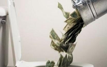Cum a mai pierdut guvernul multe milioane de euro? A crescut acciza la băuturile spirtoase!