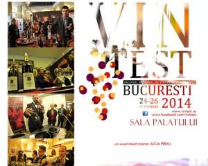 Programul Salonului Național de Vinuri al României, Vintest 2014