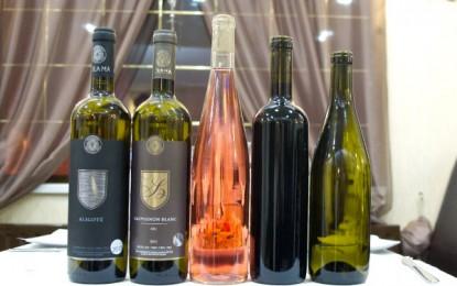 Noile vinuri de Averești au fost prezentate, în avanpremieră, la Restaurantul Expo