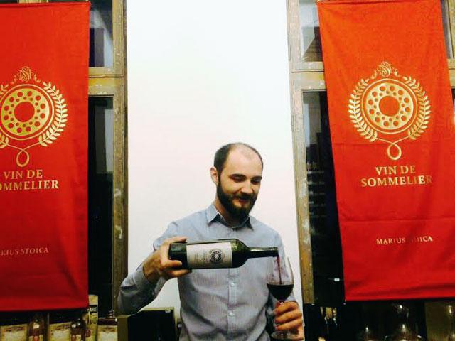 Vin de Sommelier By Marius Stoica