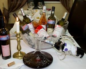 Vinurile Cramei Gîrboiu au luat cu asalt Restaurantul Expo